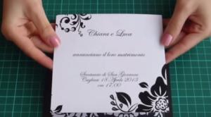 Шаг 7 изготовление приглашений