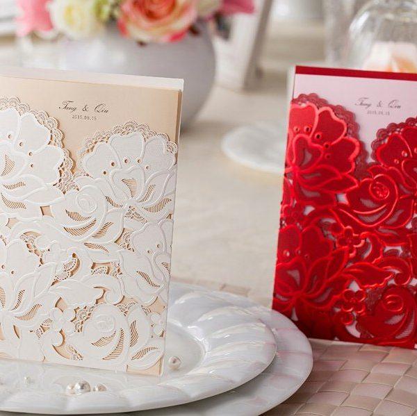 свадебные приглашения арт 2