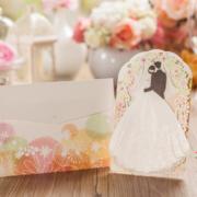 Пригласительные на свадьбу жених и невеста
