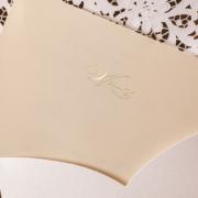 Свадебные приглашения белые фото