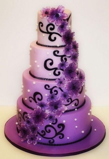 свадебный торт марсал