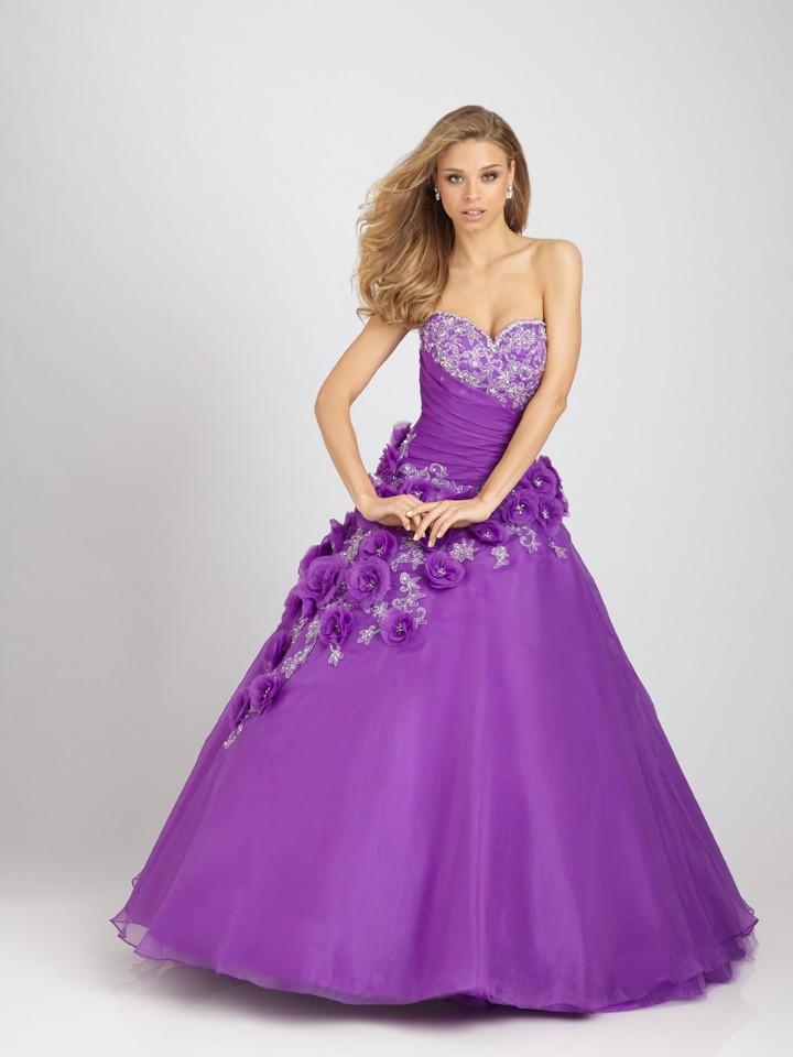 свадебное платье цвета марсал